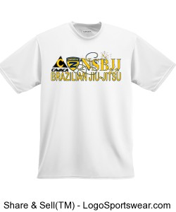 NSBJJ Dry-Fit Tee Design Zoom